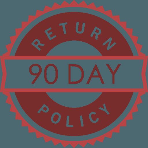 90 Day Badge