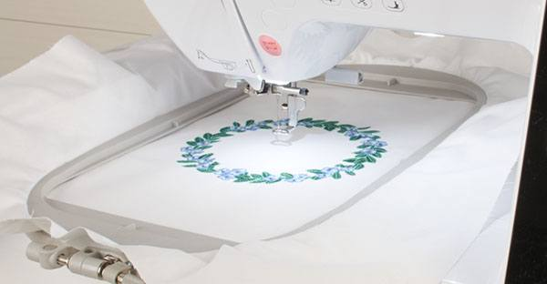 Babylock Flare Embroidery Field