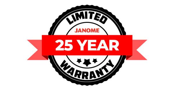 25 year limited warranty