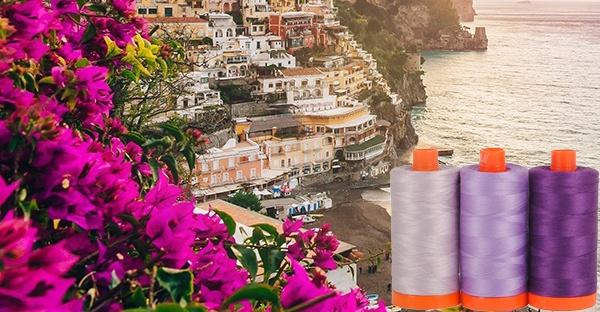 Amalfi Purple