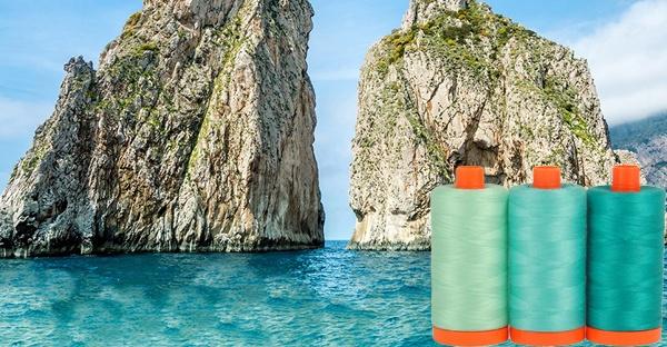 Capri Teal