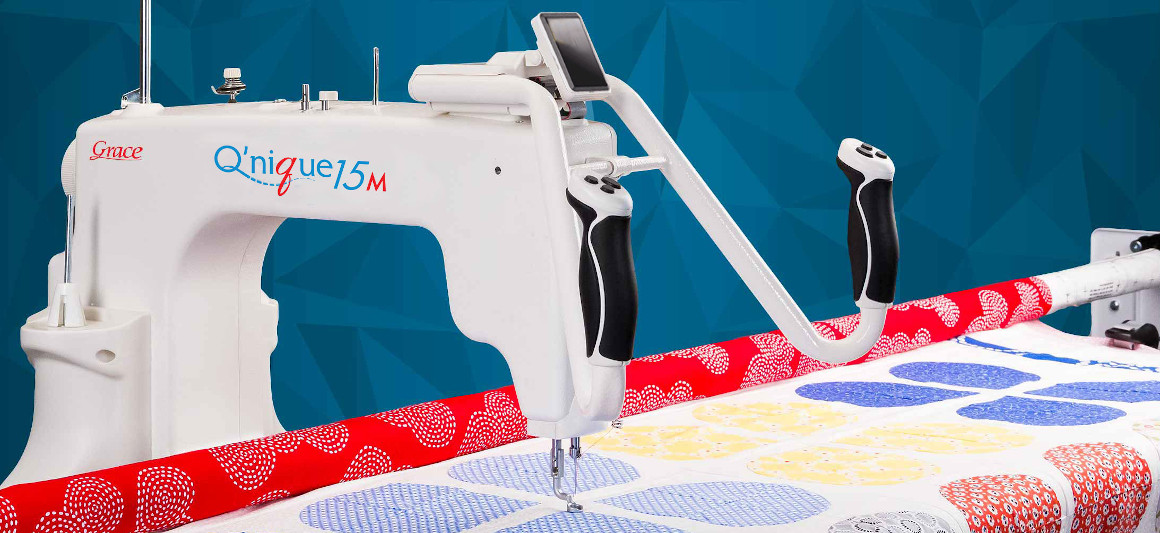 Qnique 15M Quilting Machine
