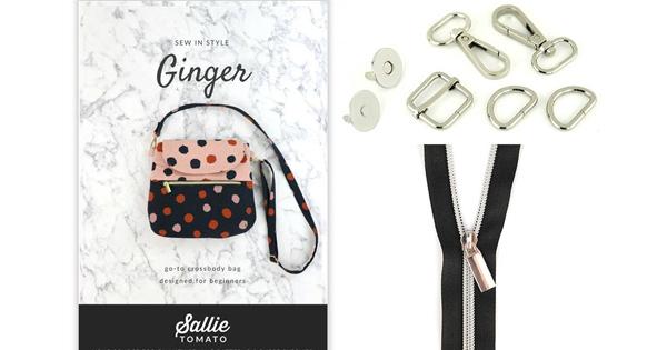Ginger Crossbody Bag