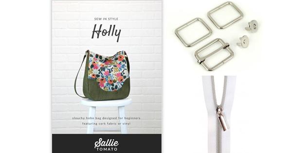 Holly Classic Hobo Bag<