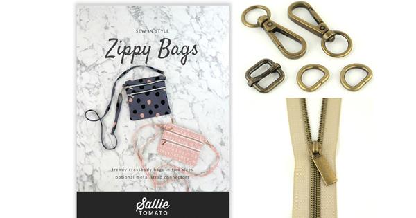 Zippy Crossbody Bag