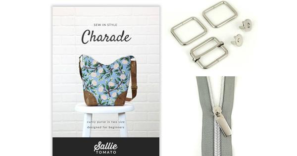 Charade Tote Bag