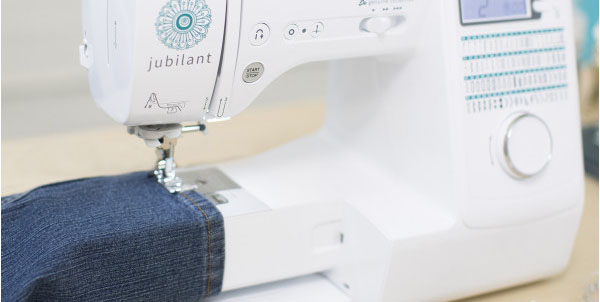 Babylock Jubilant Free Arm Sewing