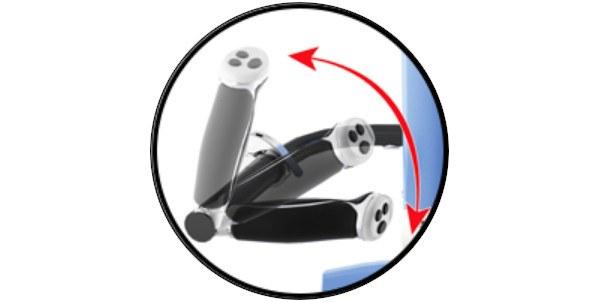Adjustable Comfort Grip Handles