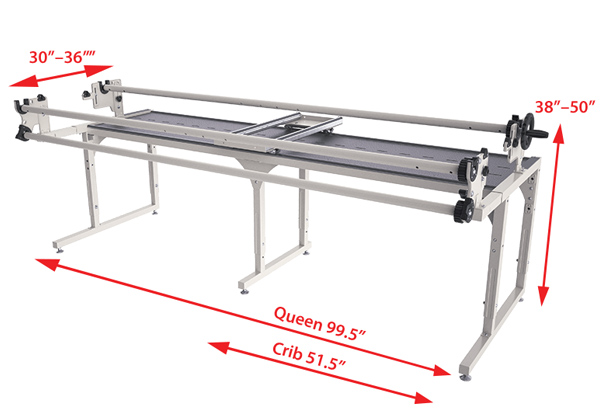 Qnique 20 and 8ft Frame