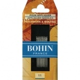 Bohin, Applique Needles (20pk)