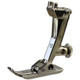 #13 - Straight Stitch Foot, Bernina #0029637000