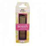 Bohin Milliners Needles (Size 1) - 12pk