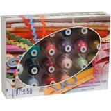 Intressa 40wt Thread Kit (24 spools) (600yds)