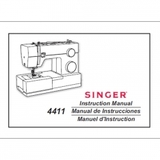 Instruction Manual, Singer 4411 Heavy Duty