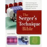 Serger's Technique Bible Book
