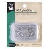 """350pk Applique Pins (3/4""""), Dritz"""