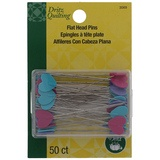 Universal 2in Quilting Flat Pins (50 CT), Dritz