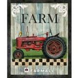 Farmall Hometown Life Fabric Panel - 36in