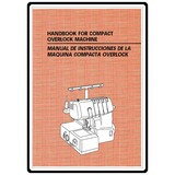 Instruction Manual, Brother Compact Overlock 1034