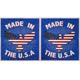 American Pride 24in Fabric Panel