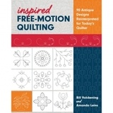 Inspired Free-Motion Quilting Book