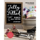 Jelly Filled Quilt Book - 18 Quilts from Jelly Rolls