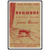 Instruction Manual, Kenmore 120.491