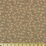 Moda, French General Favorites, Roche, Flowers Fabric