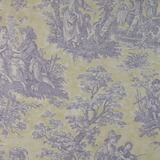 Waverly, Charmed Life, Yellow Upholstery Fabric - 54""