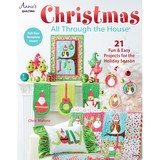 Christmas All Through the House Quilt Book, Annie's