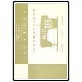 Instruction Manual, Kenmore 148.12040