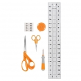 Fiskars Beginner Sewing Set - 6pc