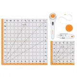 Fiskars Quilting Essentials Set - 5pc