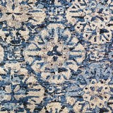 Waverly, Craft Culture, Indigo Upholstery Fabric - 55""