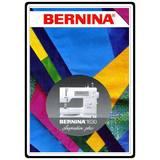 Instruction Manual, Bernina 1630