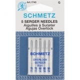 Serger Needles, Schmetz BLx1 (5pk)