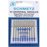 Universal Needles, Schmetz (10 Pack)