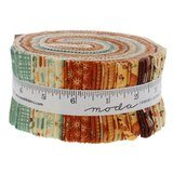 Moda Fabrics Last Bloom Jelly Roll - 40pc