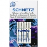 Schmetz Upholstery & Home Decor Needles (5pk) - Assorted