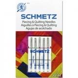 Schmetz Piecing & Quilting Needles (5pk) - Assorted