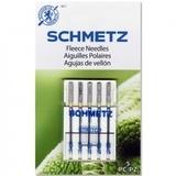 Schmetz Fleece Needles (5pk) - Assorted