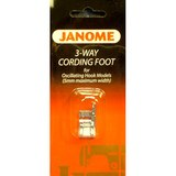 Cording Foot, Janome #200126009
