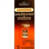 Satin Stitch Foot, Janome