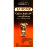 Overcast foot (no brush), Janome #200132008
