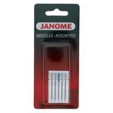 Assorted Needle Set (5pk), Janome #200135001