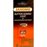 Button Sewing Foot, Janome #200136002