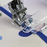 Adjustable Bias Binder Foot, Janome #200810100
