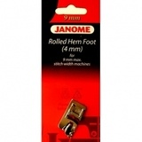 Hemmer Foot 4MM, Janome #202081007