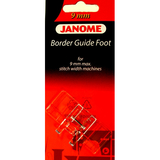 Border Guide Foot, Janome #202084000