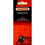 Piping Foot, Janome #202088004
